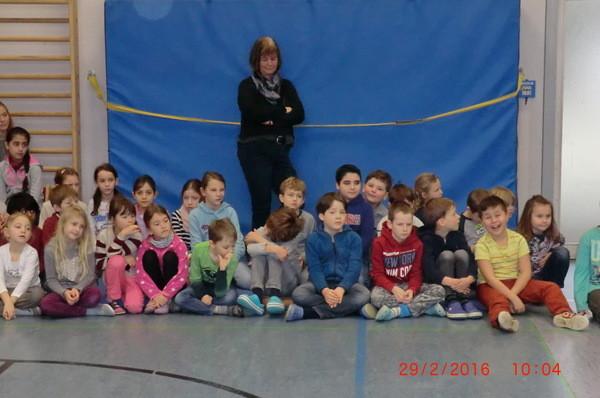 Die gelbe Lerngruppe