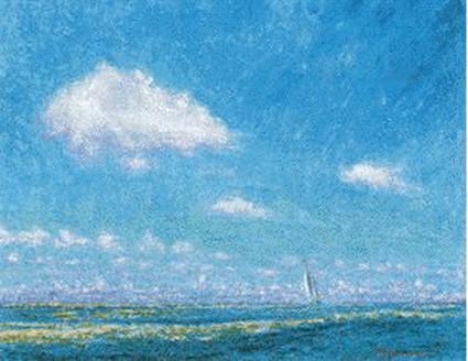 柏村勲-Bermuda Sargasso Sea, Isao Kashiwamura