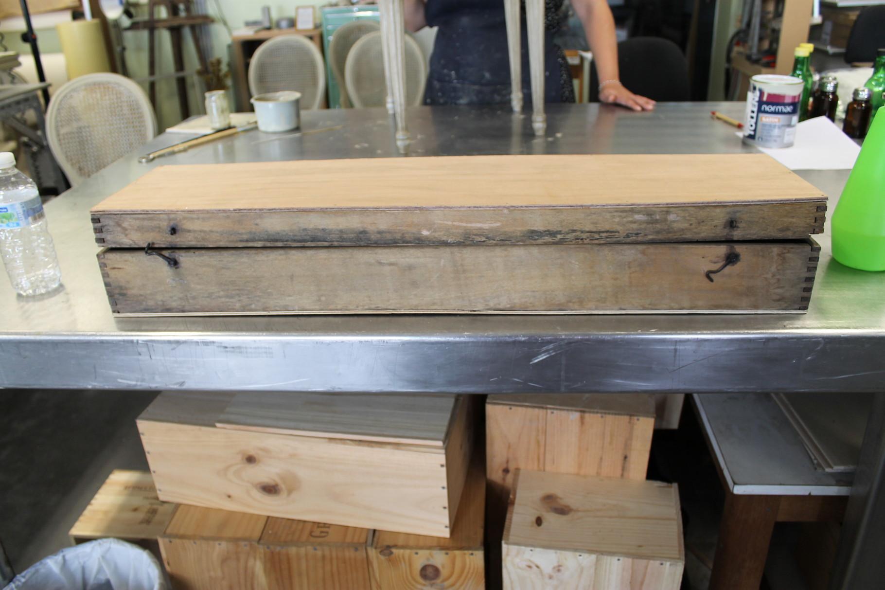 6- Remplacement des planches abîmées