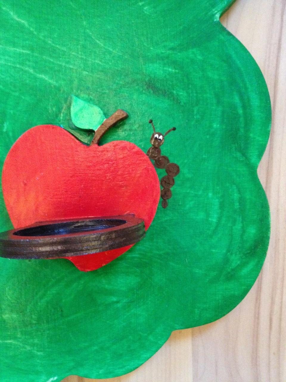 die Anzahl der Apfel kann beliebig gewählt werden