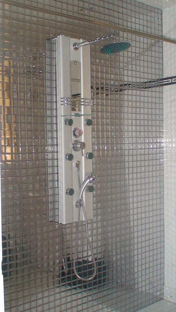 une bonne douche multjets