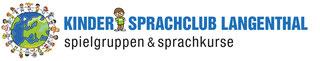 Logo Kindersprach Club Langenthal