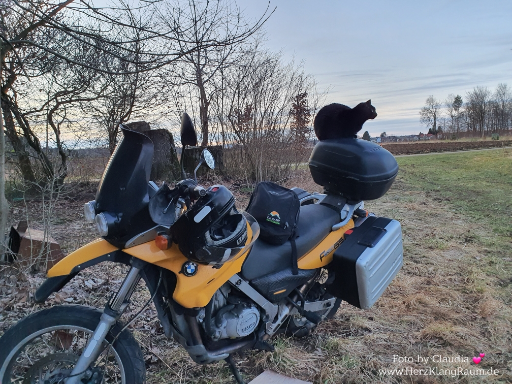 ...will lieber mit dem Motorrad nach Hause fahren ;-)