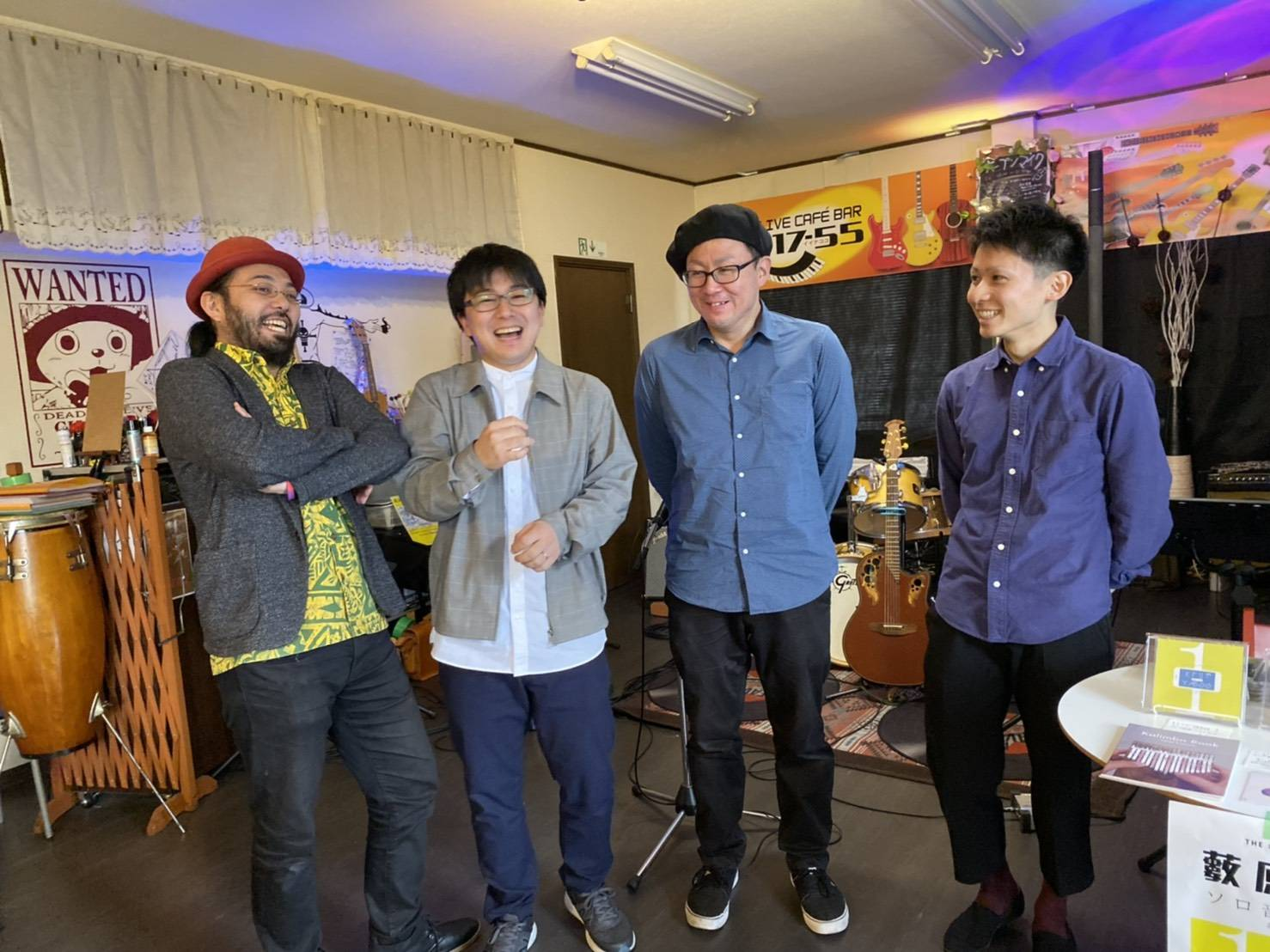 藪原洋平バンド