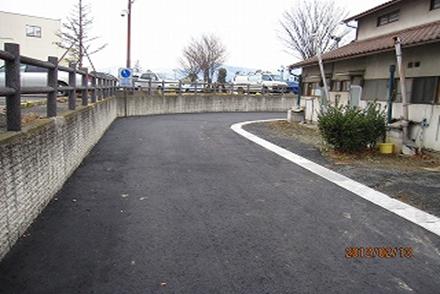 道路改良工事(完工)