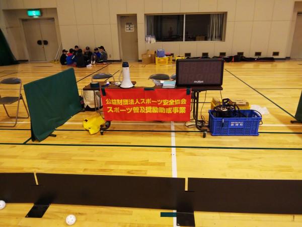 20180513北海道フロアボール交流大会@サホロアリーナ