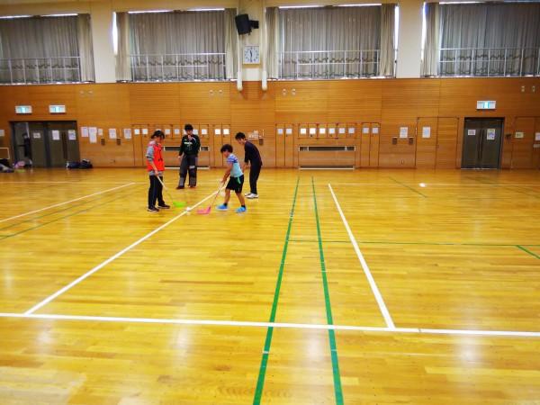 20180929札幌フロアボールカフェ