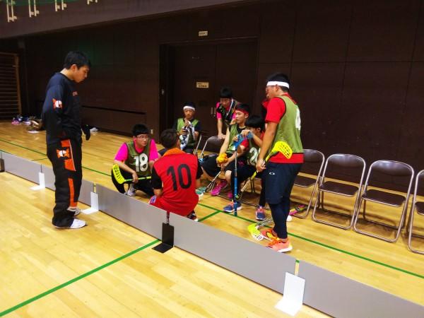20181104北海道フロアボール大会@端野町