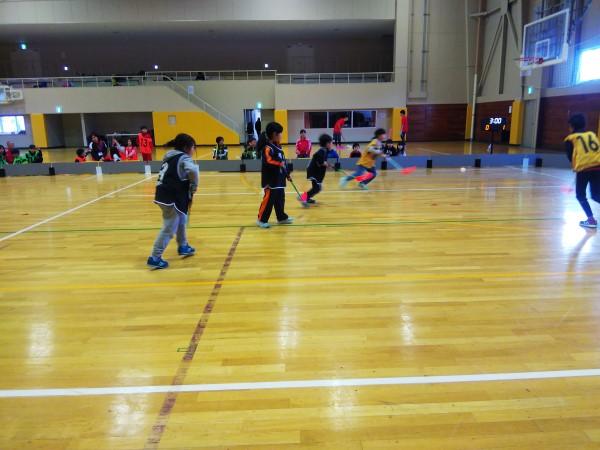 20181208湧別町チャレンジスポーツ