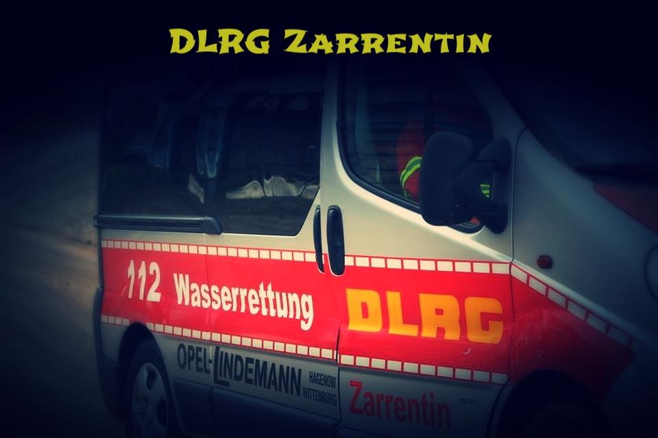 DLRG Zarrentin  Webseite bitte auf Bild Drücken