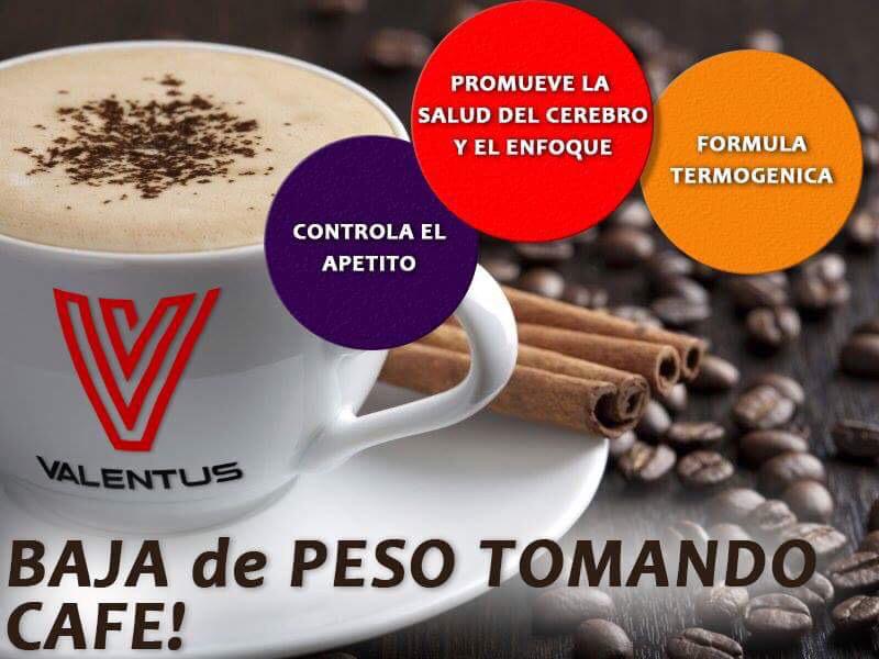 Tomar cafe te ayuda a bajar de peso