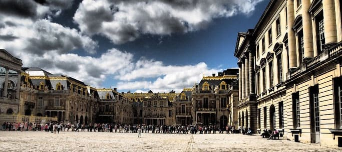 Ausflug Schloss Versailles Busreise Paris