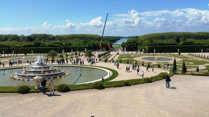 Gärten von Versailles