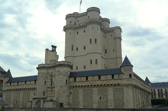 Schloss Vincennes Paris