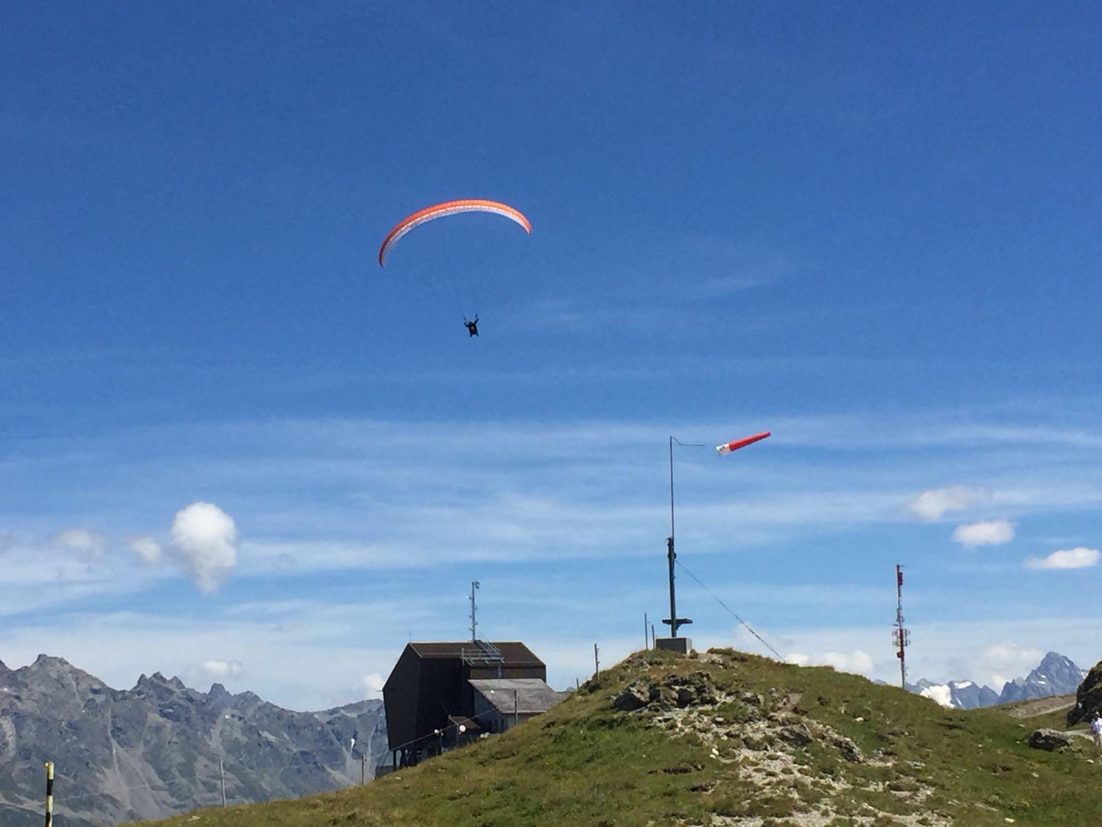 Flugtage Klosters