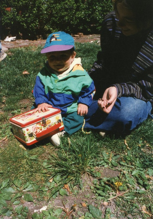 Felix 5 months spring 1997
