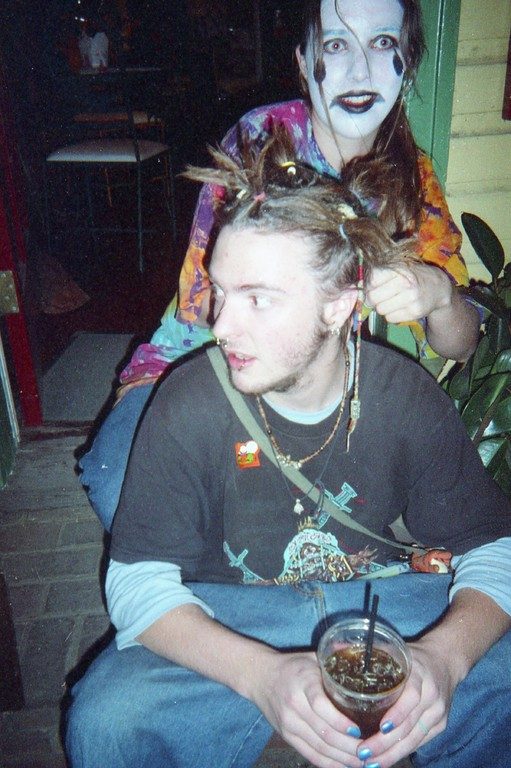 Luke Collins Halloween 1997