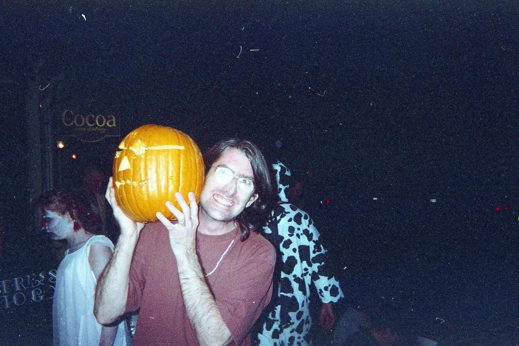 Garth Halloween 1996