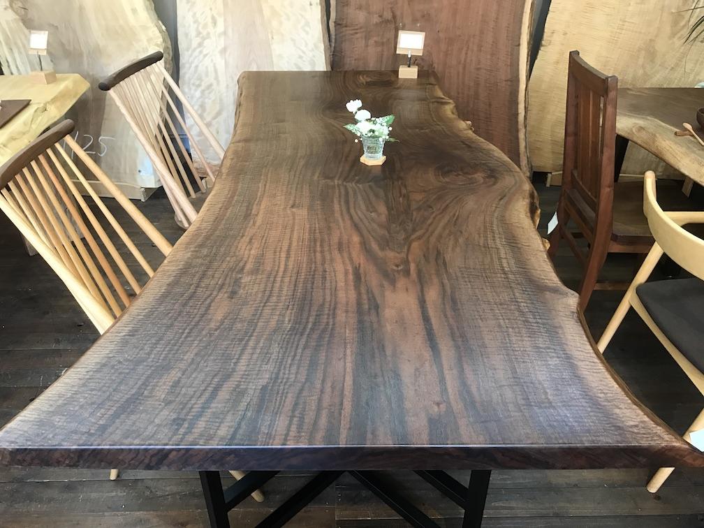 クラロウォールナット ダイニングテーブル
