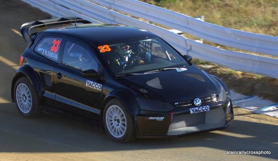Robert THEUIL Rallycross