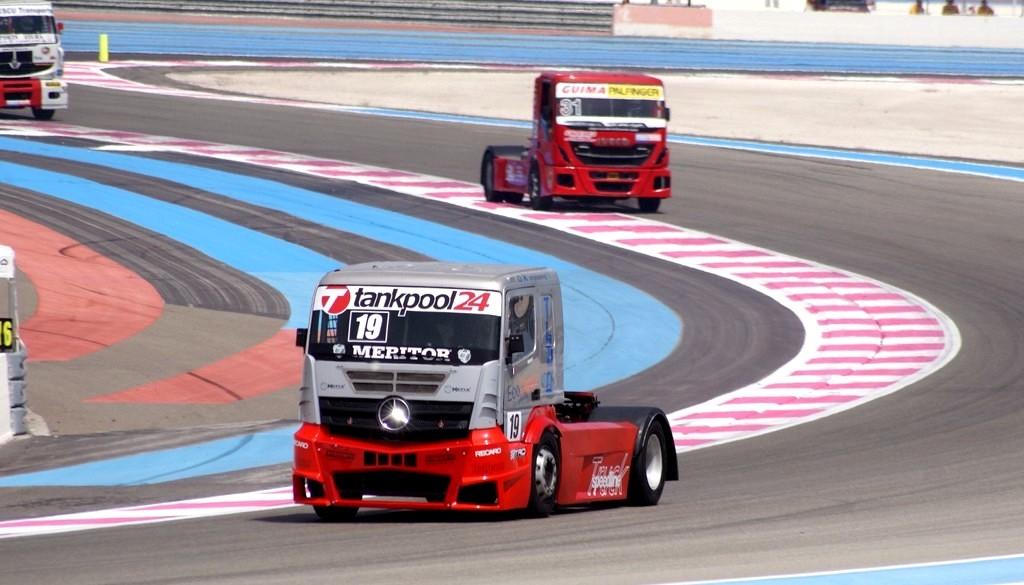 Team ORSINI Championnat d'Europe des Camions