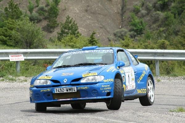 Richard AUTRAN Rallye moderne