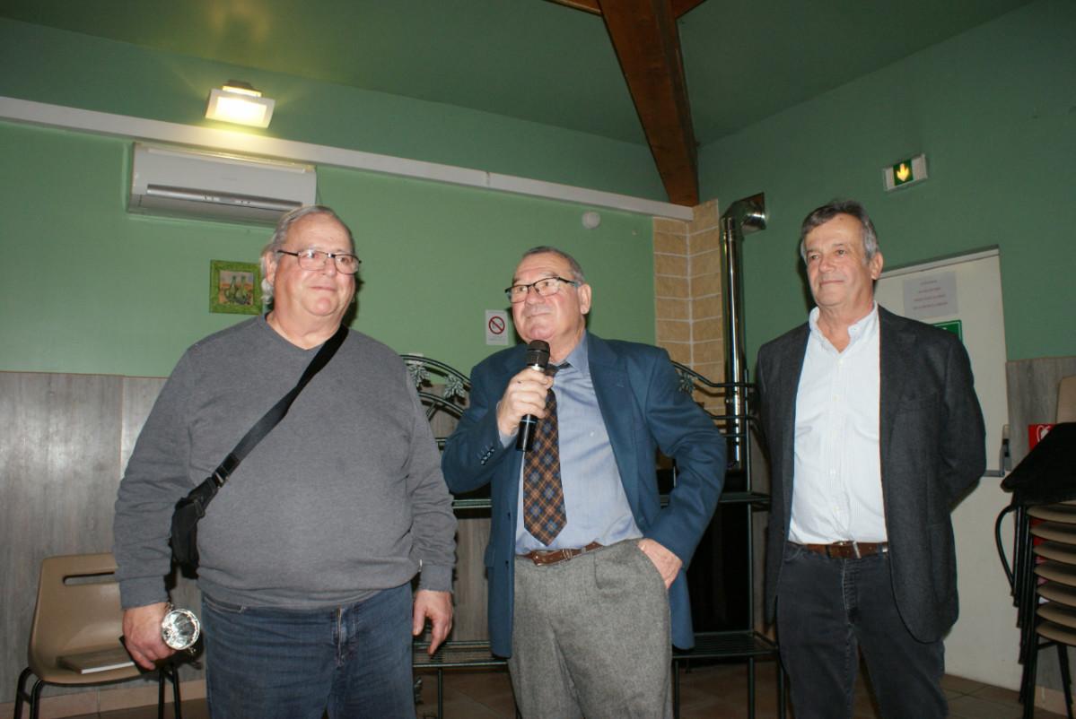 Philippe Clément, Le Président et Marc Jourdan