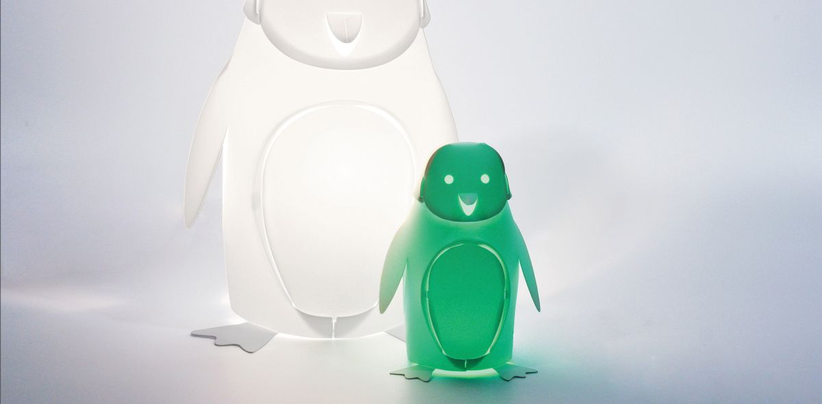 ZzzooLight Gift Mini Color Pinguïn