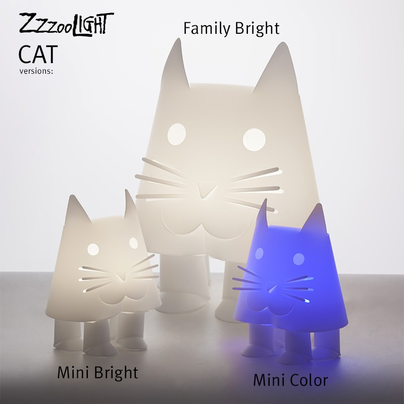 ZzzooLight Gift Mini Color Kat