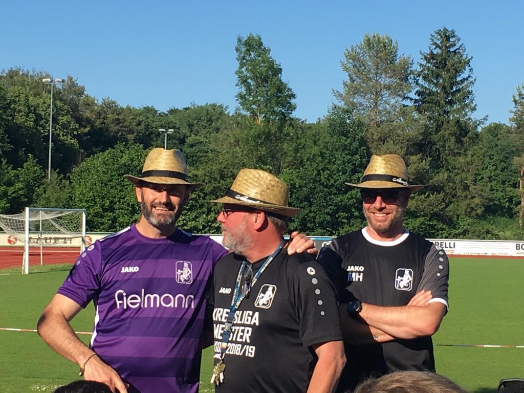 Uns auch Hut ist gut!