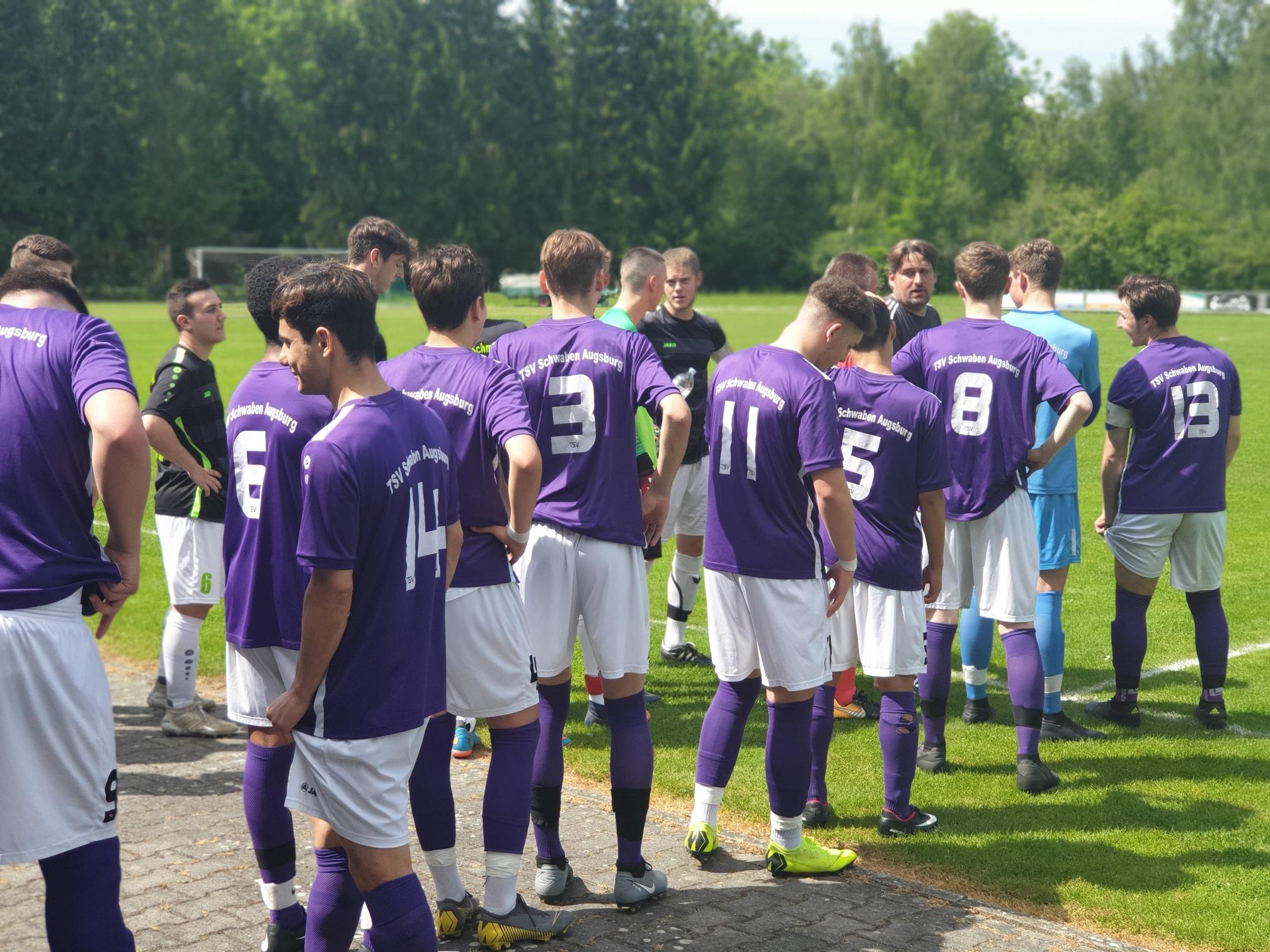 Lech-Schmutter - TSV Schwaben 0:3