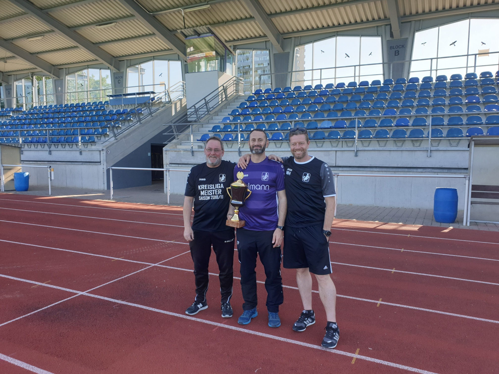 Trainerteam A-Jugend