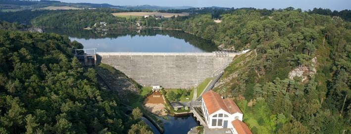 Barrage de Guerlédan