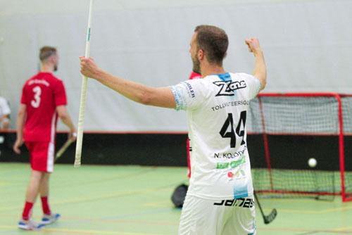 Tollwut Ebersgöns dominiert zum Auftakt der 2. Bundesligain Calw
