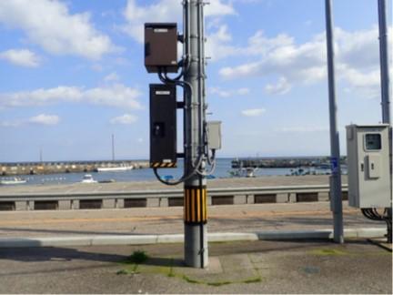 道路情報板設備停電対策工事(北陸:石川県 金沢管内)