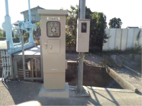 水管理システム更新工事(北陸:石川県 七ヶ用水第2地区)