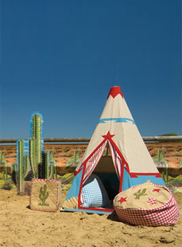 NEU! Win-Green Wigwam & Tipi