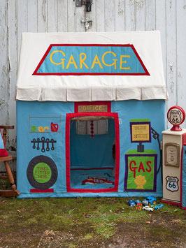 Garage Spielhaus