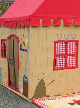 Barn Spielhaus