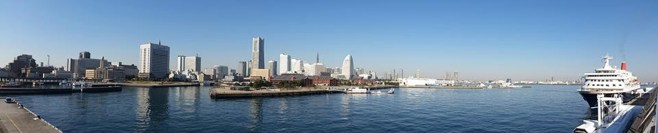 A world class city to live in!  I love Yokohama! 横浜