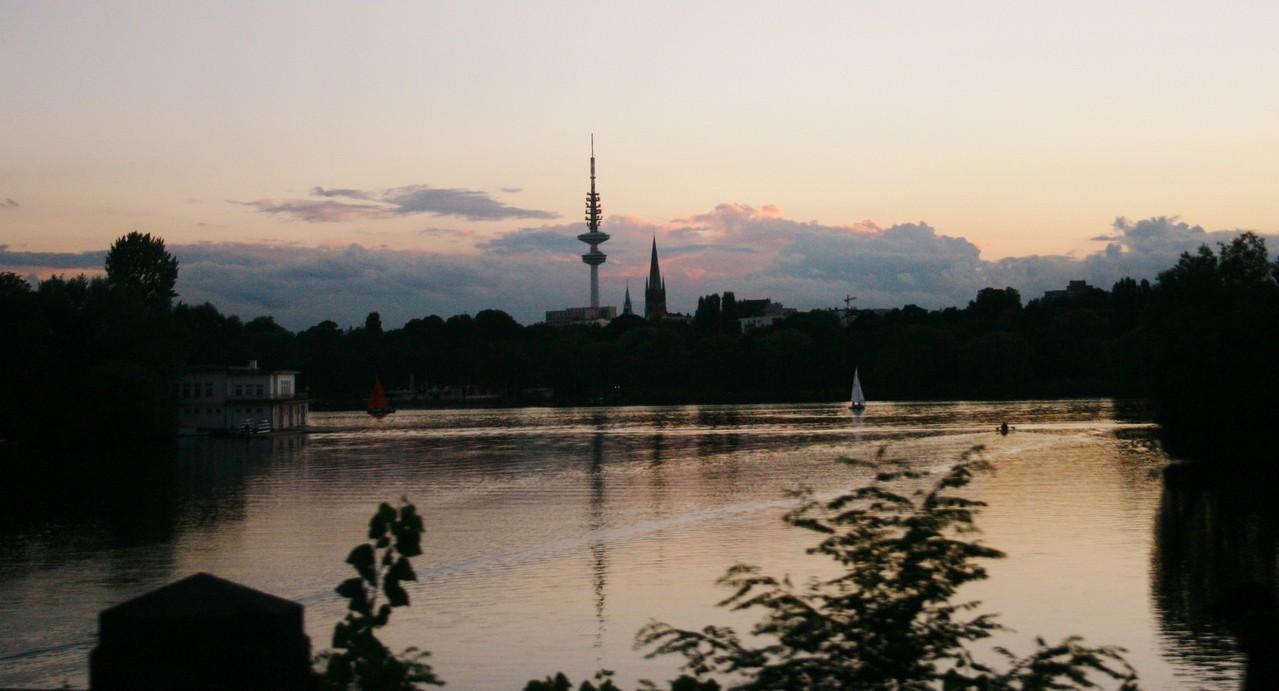 Hamburg - immer ein besonderes Erlebnis...