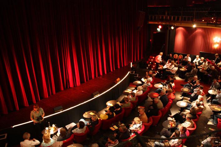 Hamburg und seine vielen Theater