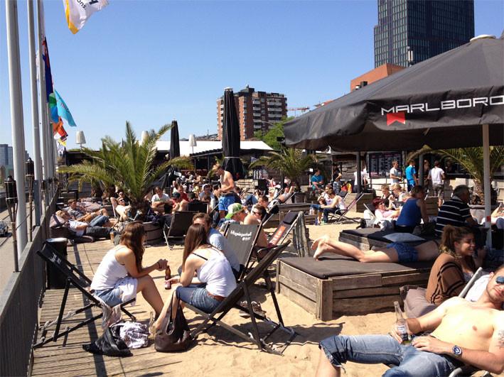 Hamburg und seine Beaches