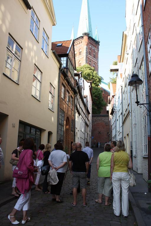 Durch Lübecks schöne Gassen...