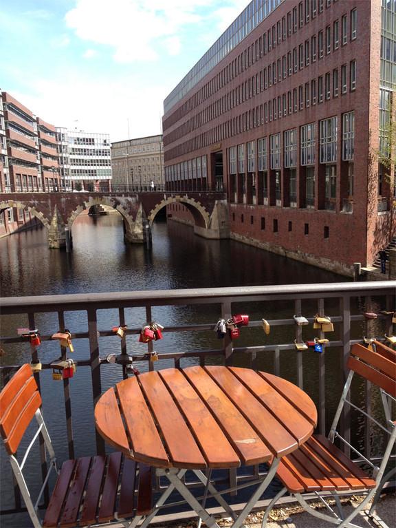 Hamburgs typische Fleete