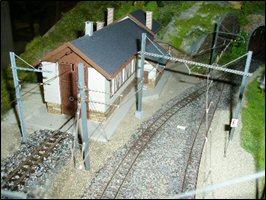 Abb. 31, neuer Lokomotivschuppen im Mariazell