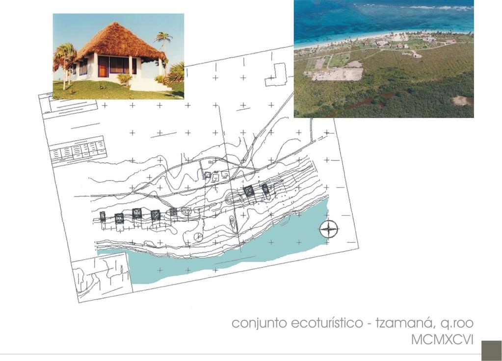 Conjunto Ecoturístico Sian-ka'an (1995-1996) / Constructora Costero
