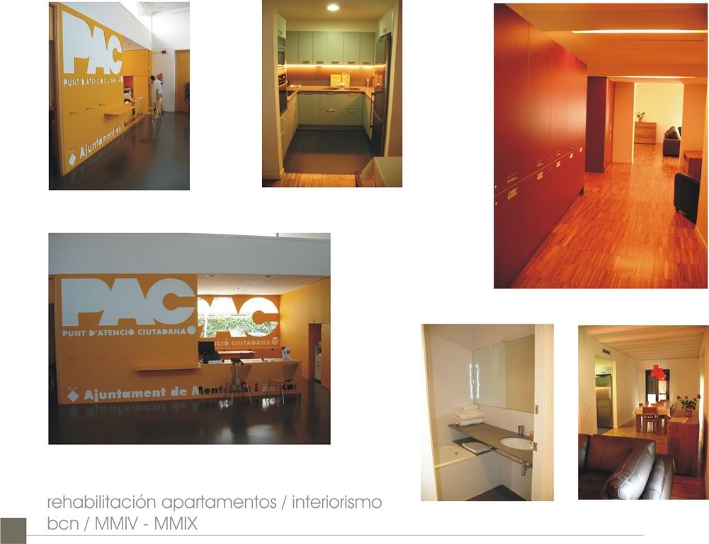 Rehabilitación vivienda / Interiorismo (2004-2009) / A+C