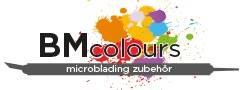 wir arbeiten mit den Qualitätsprodukten der Firma BMcolors.