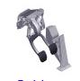 E46 pedalen